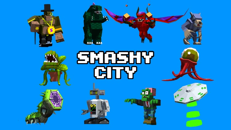 Smashy City screenshot-0