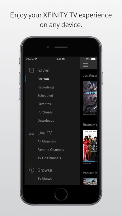 download Xfinity Stream apps 0