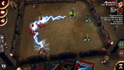 Traitors Empire Card RPG screenshot #5