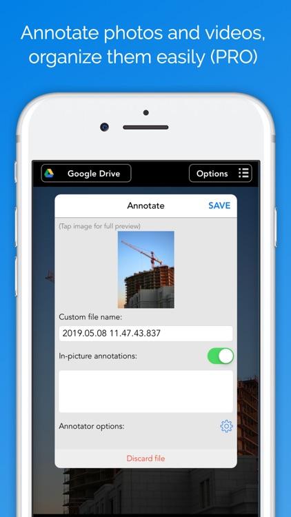 UploadCam screenshot-3