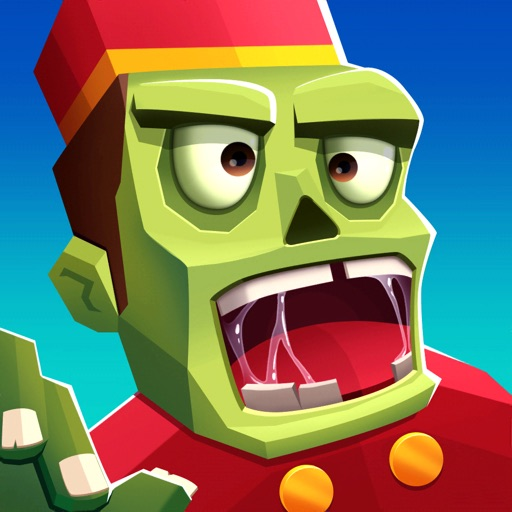 Zombie Pop : Gun Shooter