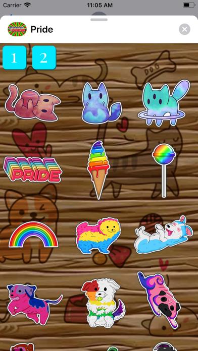 Pride Sticker Pack screenshot 4