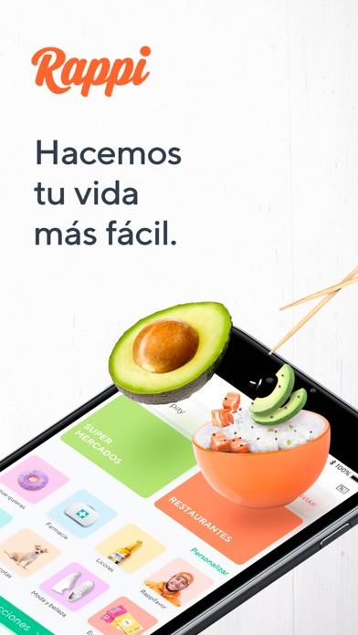 Descargar Rappi: Entrega comida y súper para Android