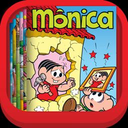 Ícone do app Banca da Mônica