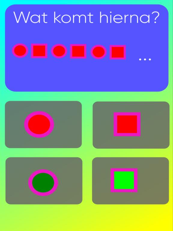 Groep 2 reeksen oefenen screenshot 9