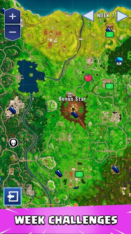 Map Guide for Fortnite