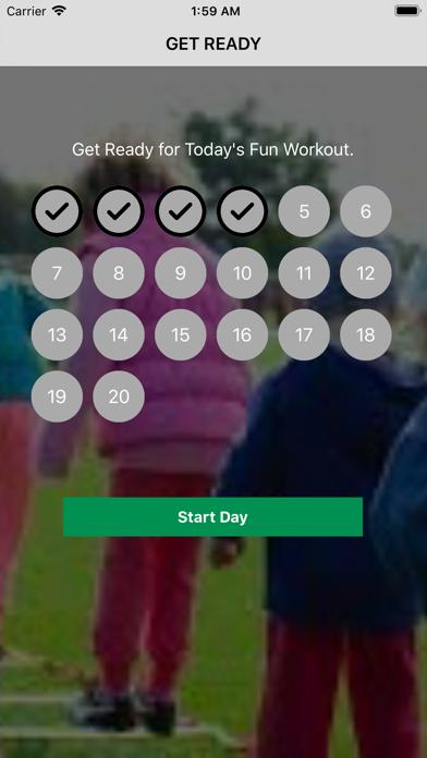 Daily Fun Workout screenshot 6