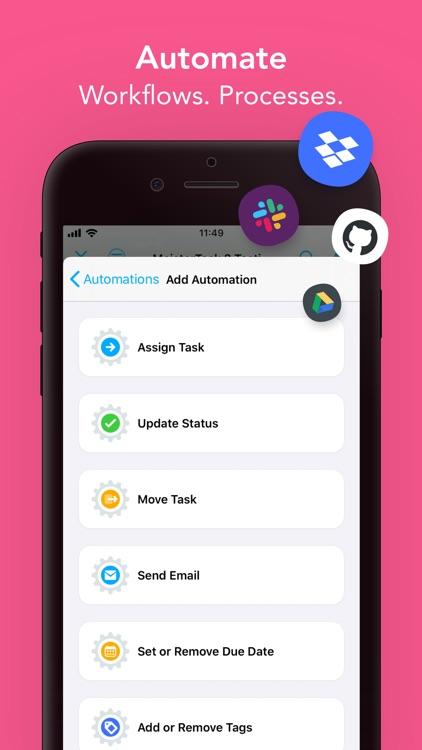 Task Management: MeisterTask screenshot-4