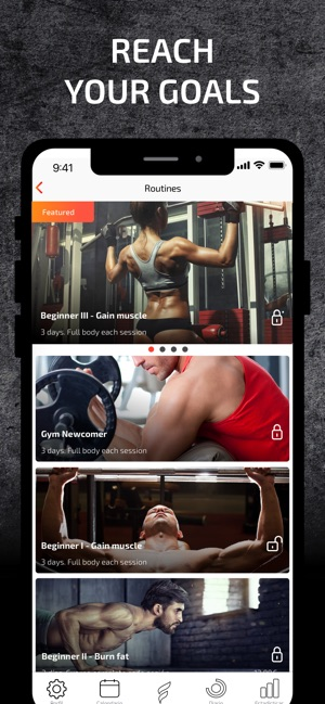 Weight Lifting Log FitKeeper on the App Store