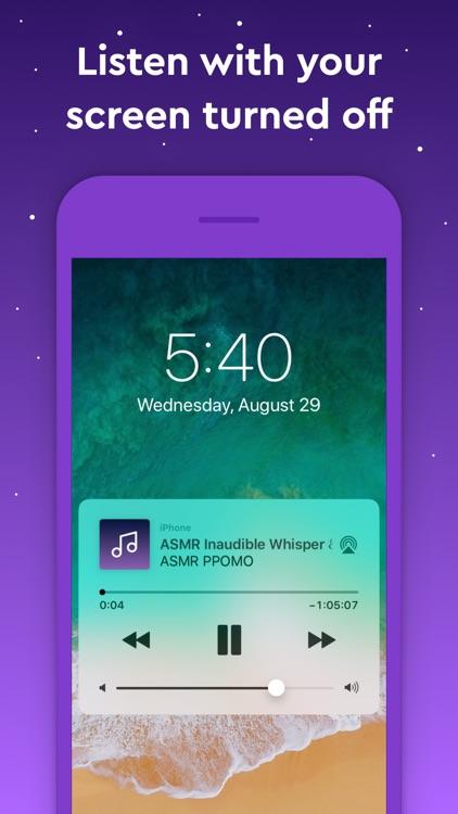 Tingles - ASMR & White Noise screenshot-9
