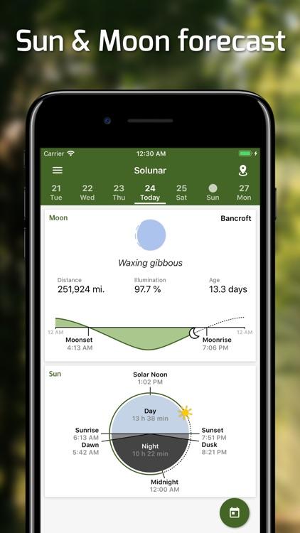 Hunting Points: GPS Hunt Maps screenshot-7
