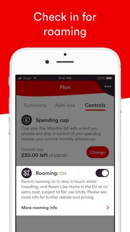 Virgin Mobile Account screenshot-6