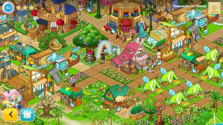 Dream Resort - Eden Isle screenshot-5