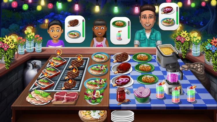 Virtual Families: Cook Off screenshot-5