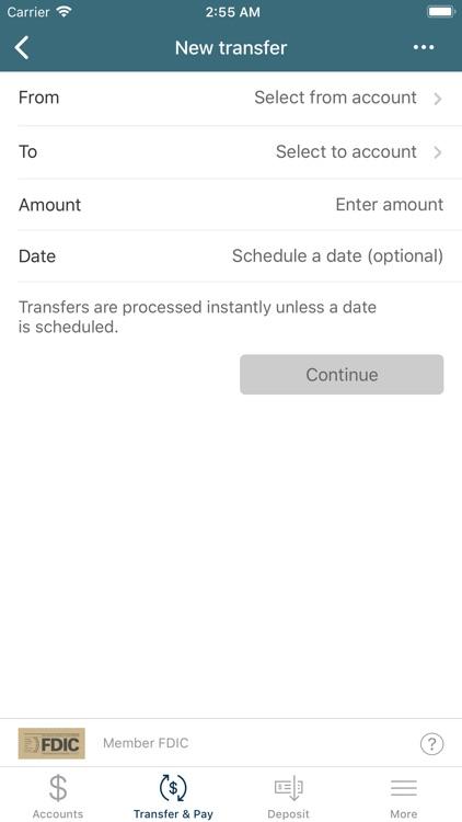 Sumner Bank Mobile Banking screenshot-4