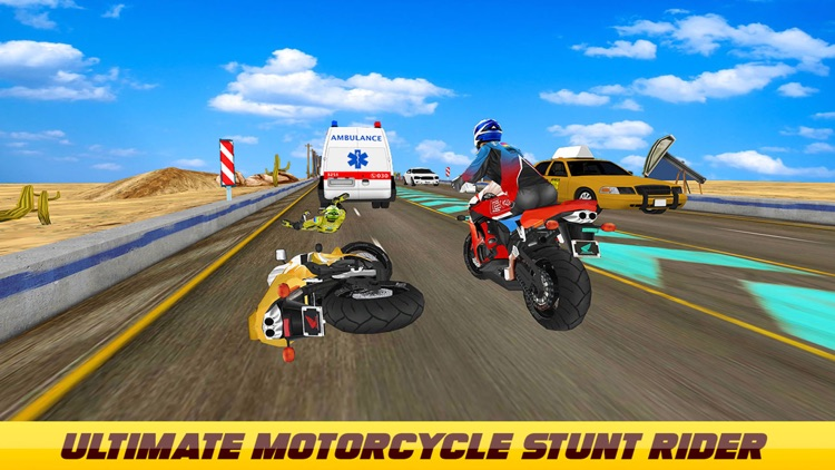 Ultimate Motorcycle Stunt Game screenshot-3