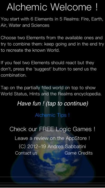 Alchemic Phone-Pocket Alchemy screenshot-9