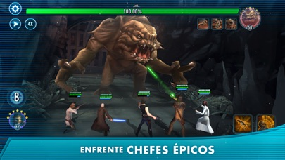 Baixar Star Wars™: Galaxy of Heroes para Android