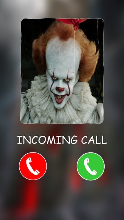 Call Pennywise - Scary Call screenshot-3
