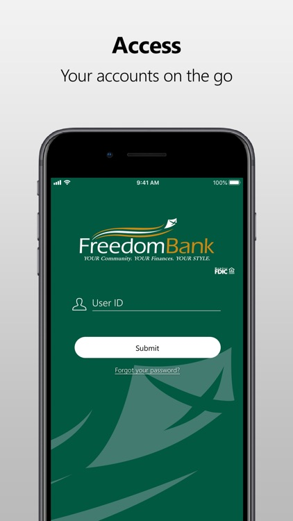 FreedomBank (Iowa) screenshot-0