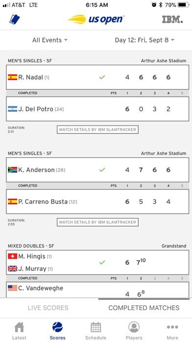 Baixar US Open Tennis Championships para Android