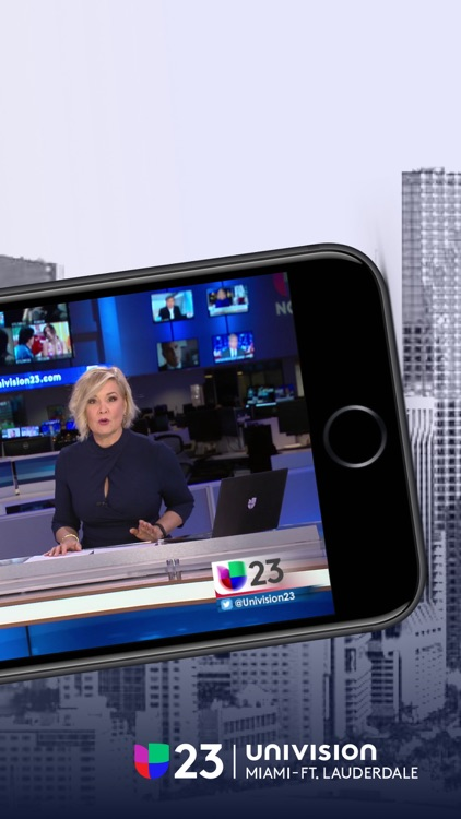Univision 23 Miami screenshot-1