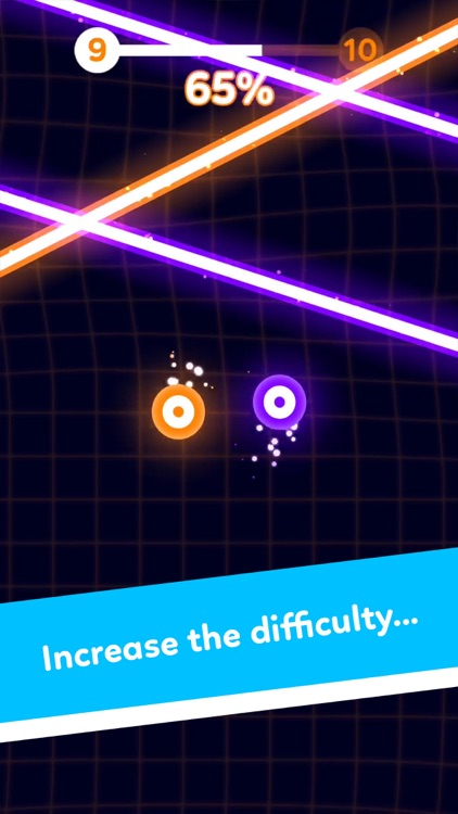 Balls VS Lasers: A Reflex Game screenshot-3