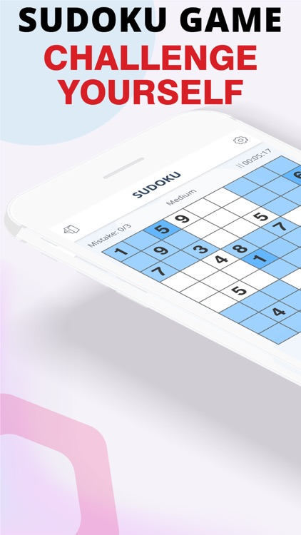 Sudoku - Number Puzzles Game
