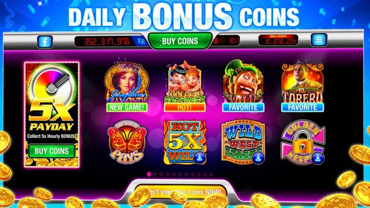 Xtreme Vegas 777 Classic Slots screenshot-3