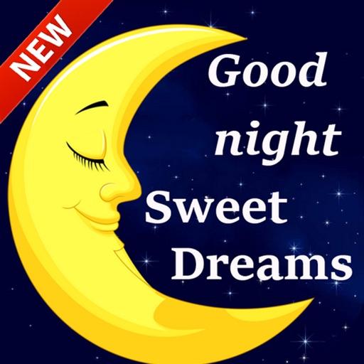 Stickers Good Night