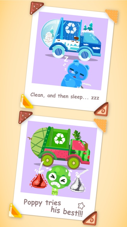 Cars & Trucks Kids - BabyBots screenshot-4