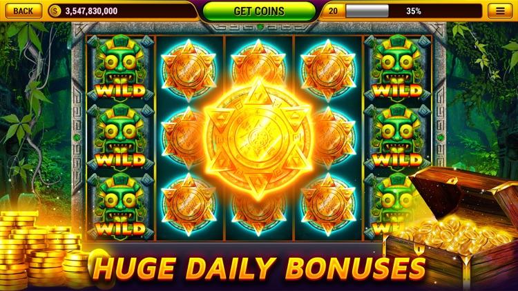 Slots Casino Slot Machine Game screenshot-3