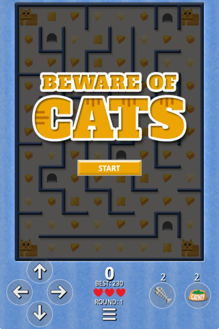 Beware Of Cats - Maze Runner - náhled