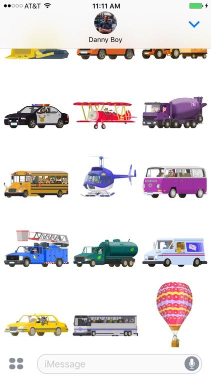Big City Vehicles screenshot-3
