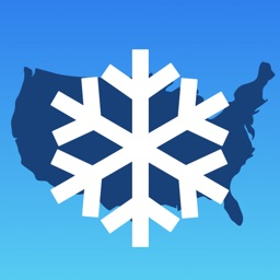 US Snow Map & Webcams