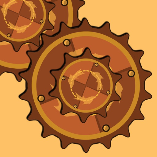 Steampunk Idle Spinner icon