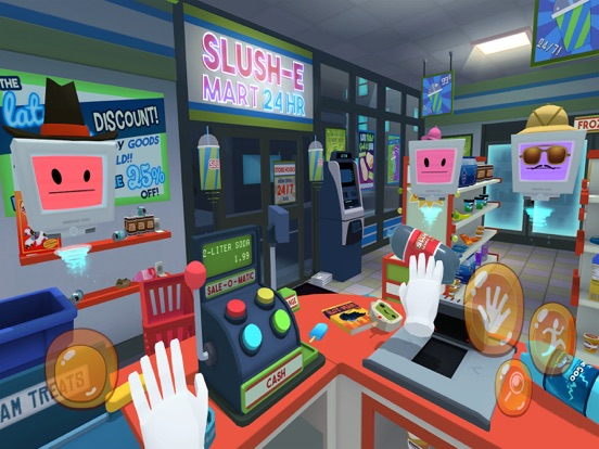 Slush'E'Mart - Job Simulator screenshot 19