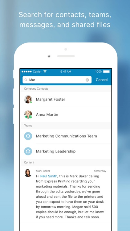 RingCentral screenshot-4