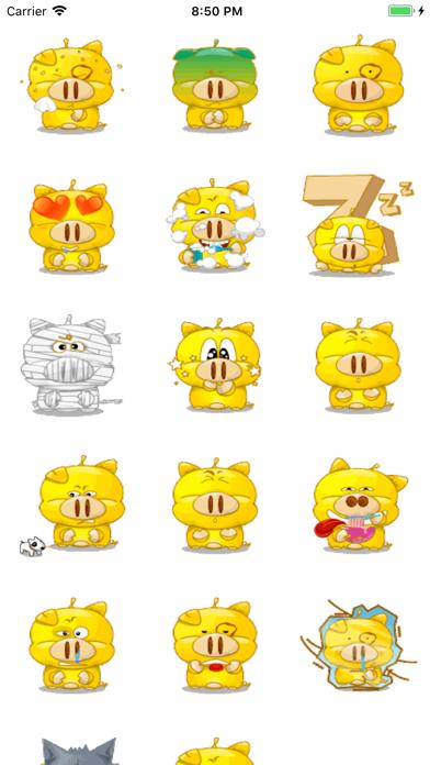 Small Yellow Pig screenshot 2