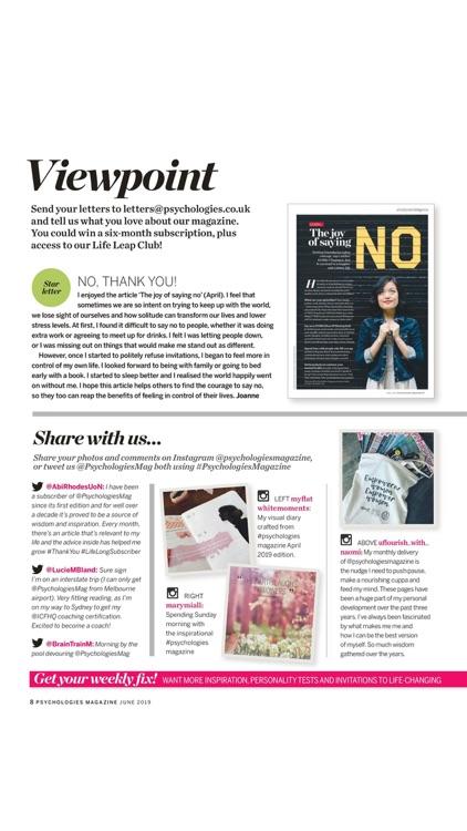 Psychologies Magazine screenshot-7