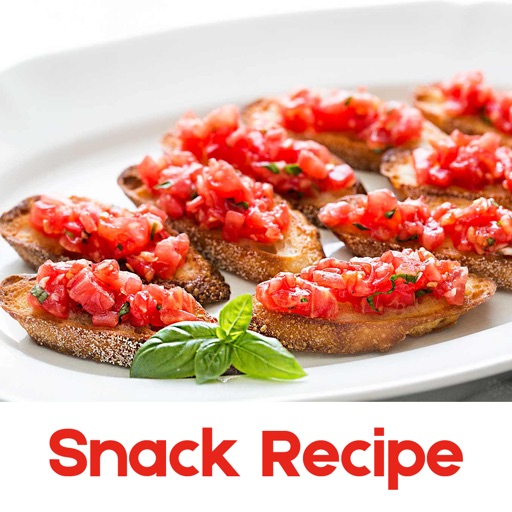 Snacks Recipes - English icon