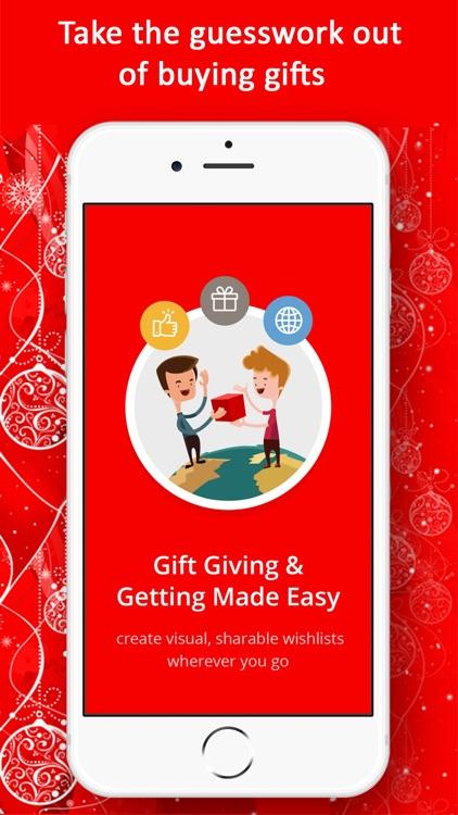 GettaGift Wishlist Gifting app screenshot-7