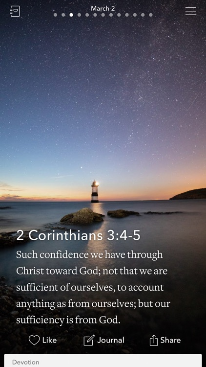 Daily Bible Inspirations screenshot-9