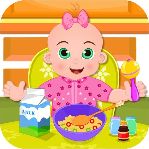 Забота о малышке Эмили