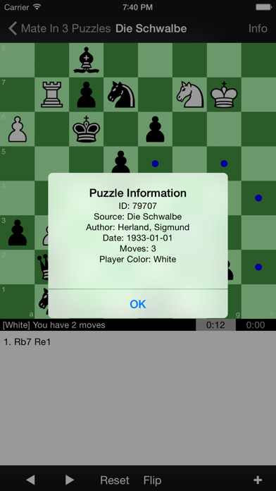 Mate in 3 Chess Puzzles screenshot1