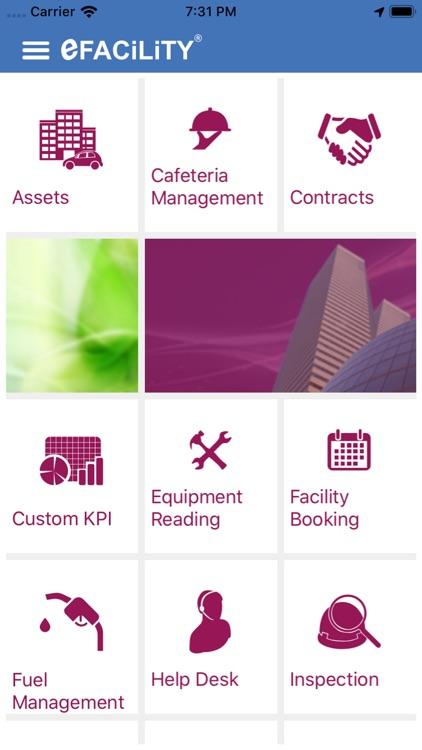 Godrej-eFACiLiTY® Smart FM App