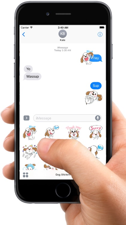 Human-to-Dog Translator screenshot-4