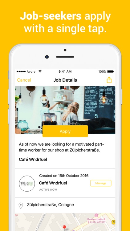 Jobfox - Great Jobs Nearby