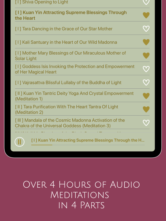 The Kuan Yin Transmission screenshot 11