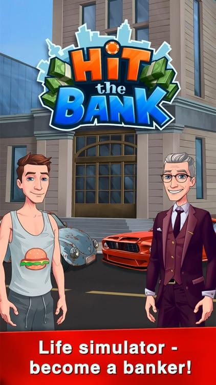 Hit The Bank: Life Simulator screenshot-0